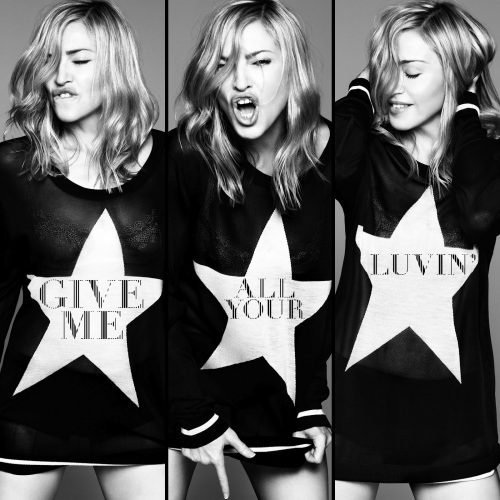Madonna - Give Me All Your Luvin ft. M.I.A. & Nicki Minaj