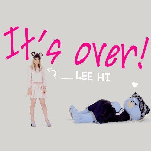 Lee Hi - It's Over