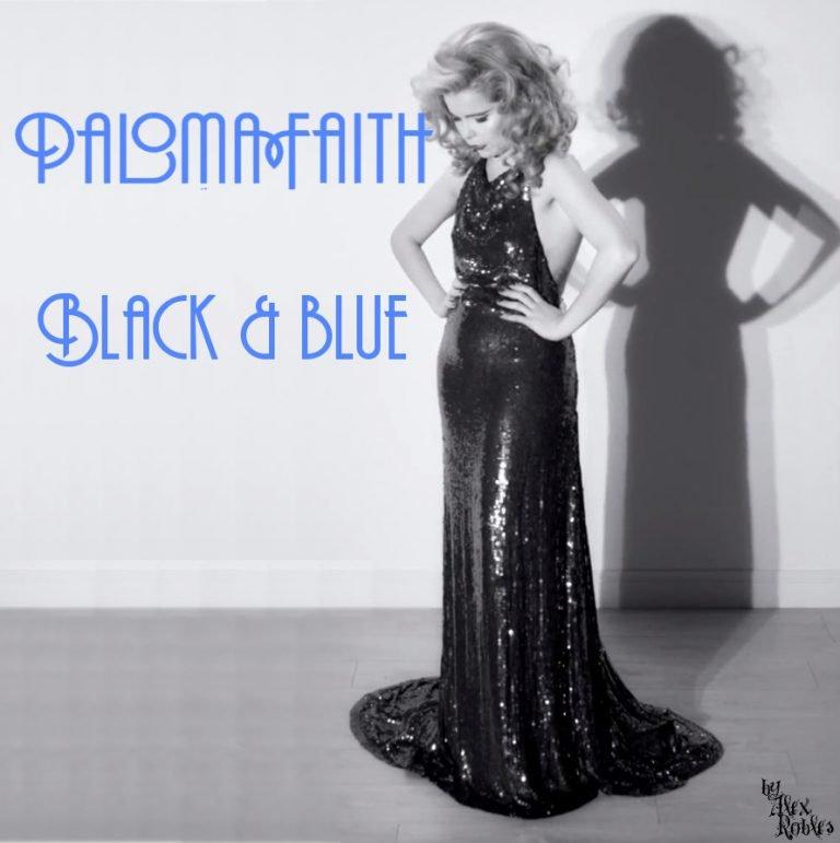 Paloma Faith - Black & Blue by Alex Robles