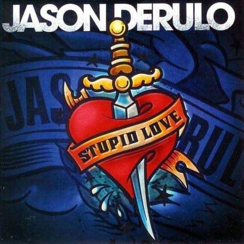 Jason Derulo - Stupid Love Artwork Cover Single