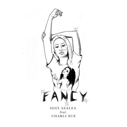 Iggy Azalea - Fancy ft. Charli XCX Artwork