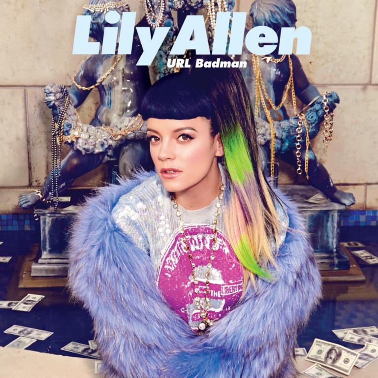 Lily Allen - URL Badman