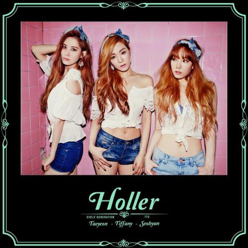 Girls' Generation - TTS (소녀시대-태티서) - Holler