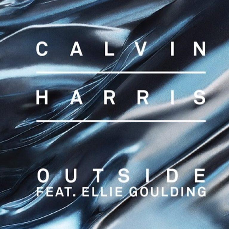 Calvin Harris ft. Ellie Goulding - Outside