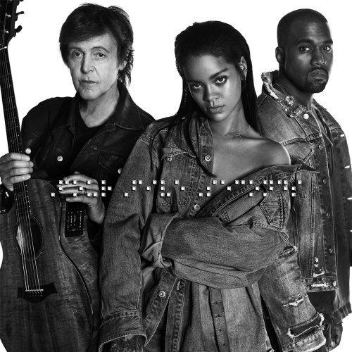 Rihanna, Kanye West & Paul McCartney - FourFiveSeconds