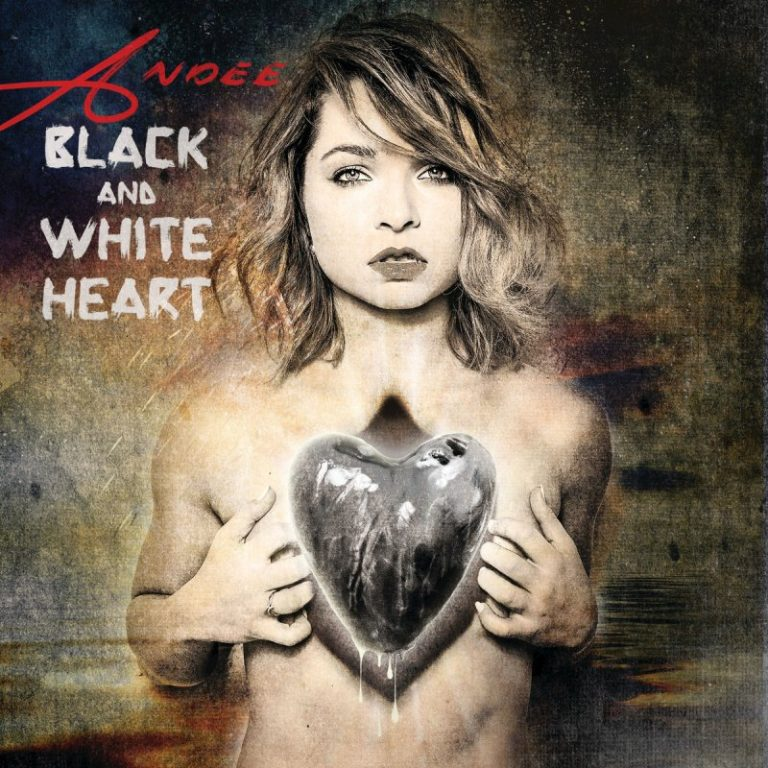 Andee - Black And White Heart