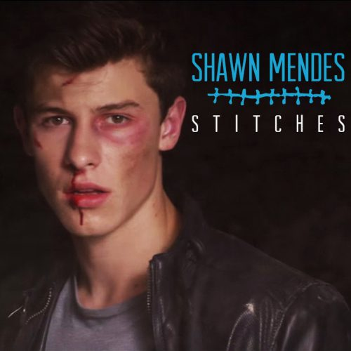 Shawn Mendes - Stitches Artwork by Alex Robles