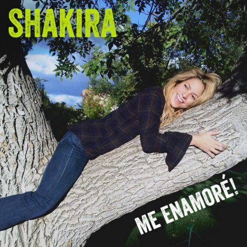 Shakira - Me Enamoré