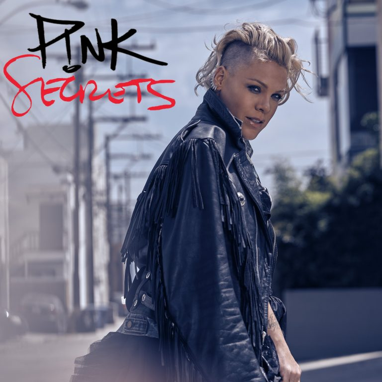 P!nk - Secrets Artwork by Alex Robles