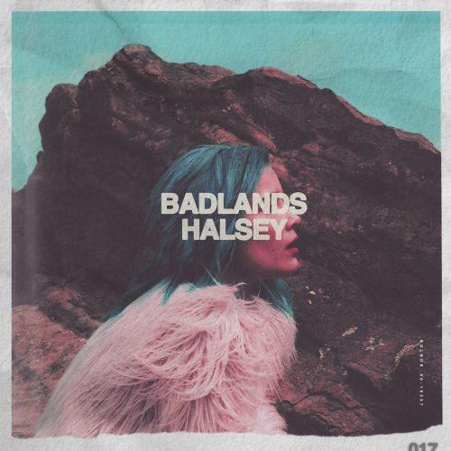 Halsey - Badlands (Album Artwork)