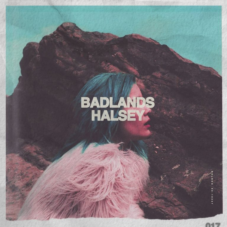 Halsey - Badlands (Album Artwork)