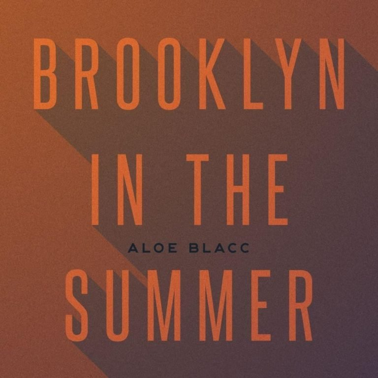 Aloe Blacc - Brooklyn In The Summer Artwork