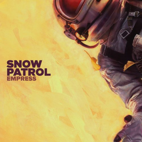 Snow Patrol - Empress Artwork