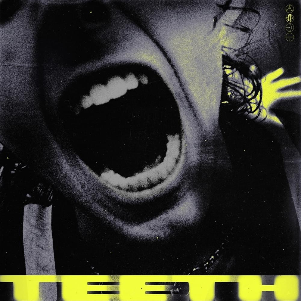 5 Seconds of Summer - Teeth Single Artwork