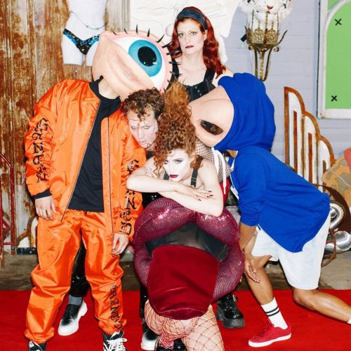 Kiesza - Phantom Of The Dance Floor ft. Philippe Sly