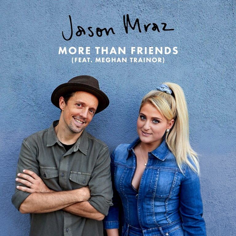 Jason Mraz - More Than Friends ft. Meghan Trainor