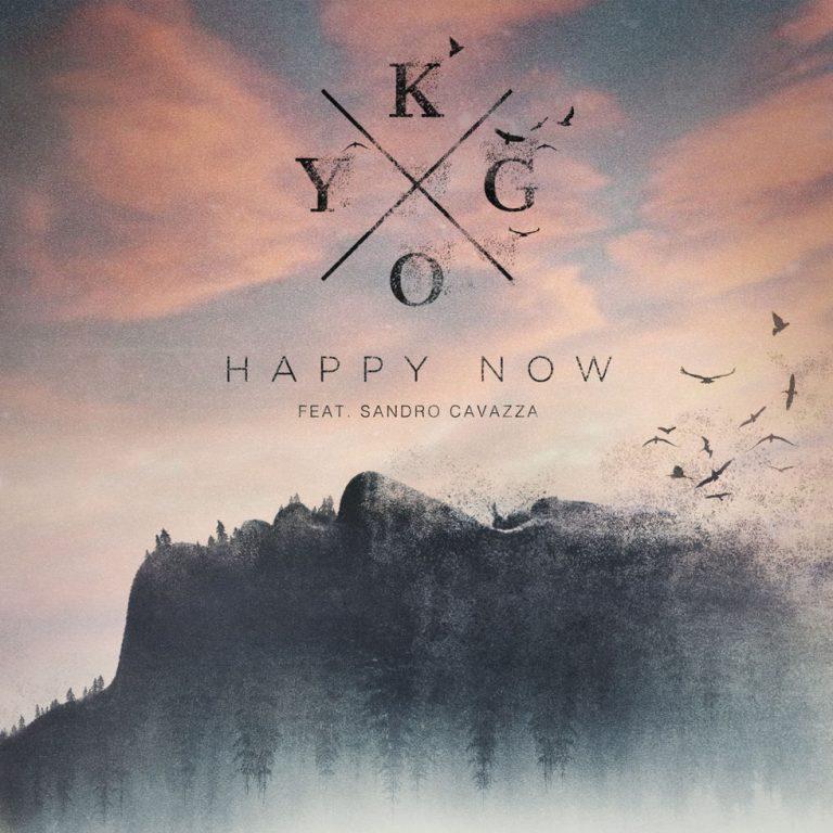Kygo - Happy Now ft. Sandro Cavazza
